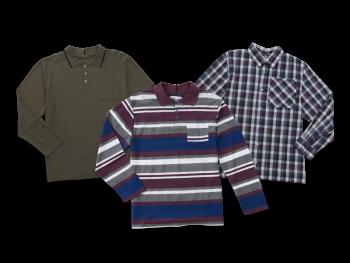 Men's Stylish Comfort Assisted Dressing Shirts Set of 3