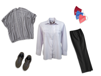 Women's Parkinson's Kit (Easy Feel Collection)