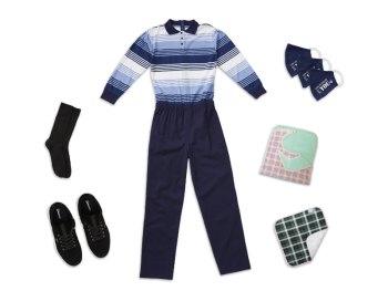 Men's Alzheimer's Kit (Peace of Mind Collection - Navy)
