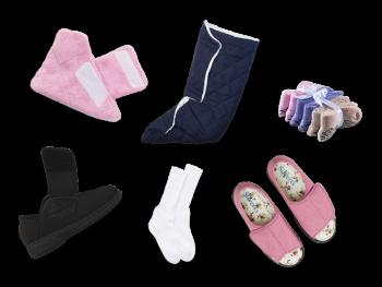 Women's Indoor & Outdoor Diabetic Footwear Kit (Cozy Comfort Collection)