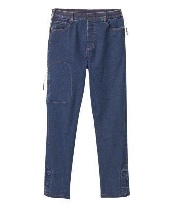 Women's Adaptive Side Zip Jeans