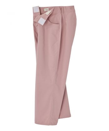 Women's Self Dressing Capris with Magnetic Front Fly