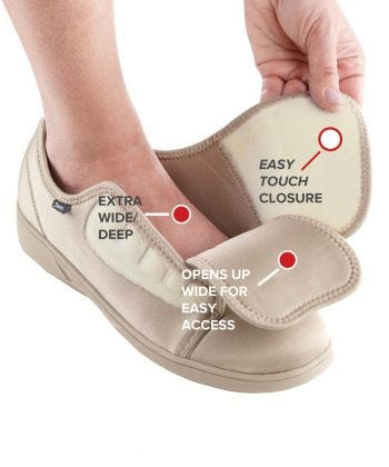 Extra Wide Shoes For Women