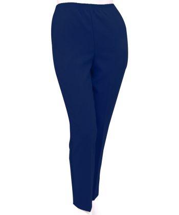 Women's Pull On Pants - Petite Pull On Elastic Waist Pants - Clearance