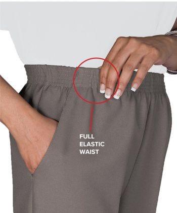 Women's Self Dressing Pull-On Pant (Petite)