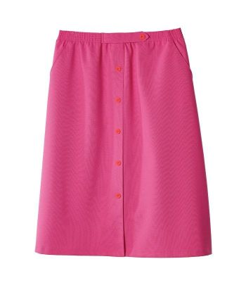 Womens Conventional Elastic Waist Skirt