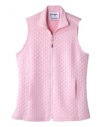 Women's Adaptive Quilted Knit Mag Zip Vest