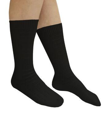 Sock Orlon Knee 3-Pack in Black