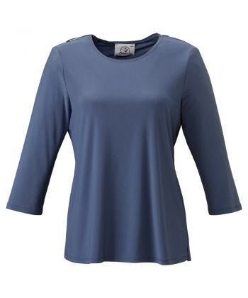 Solid Color Open Back Top for Women