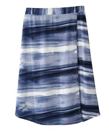 Gorgeous Adjustable Wrap Skirt