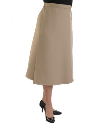 Womens Adaptive Arthritis Wrap Around Skirt