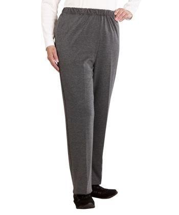 Women's Open Back Knit Pant