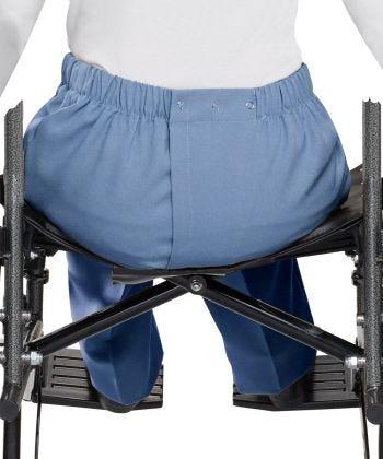 Women's Open Back Gabardine Pant
