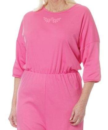 Women's Stay Dressed Jumpsuit for Dementia & Alzheimer's