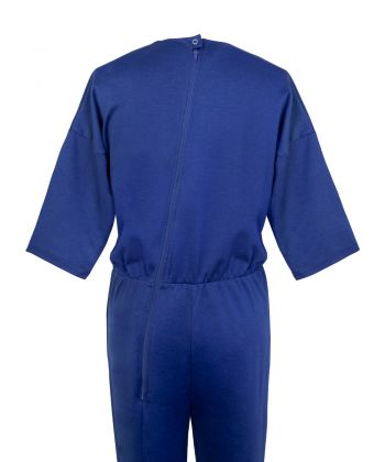 Women's Stay Dressed Jumpsuit with Full Back Zip - Clearance