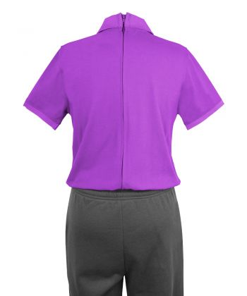 Women's Stay Dressed Polo Shirt Jumpsuit