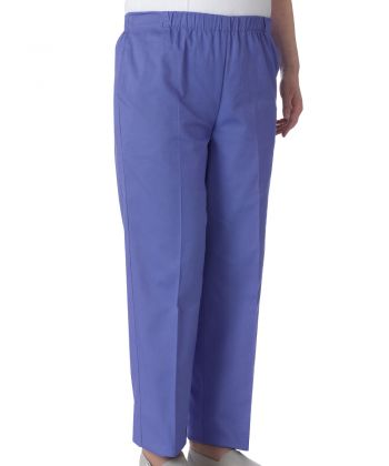 Women's Easy Access Cotton Pants