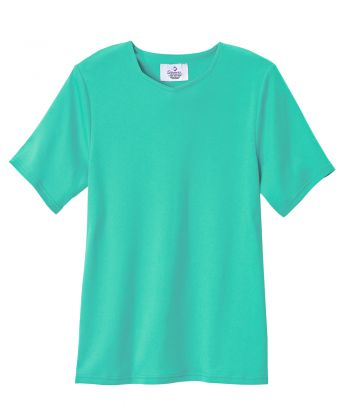 Soft Adaptive Cotton Womens Top
