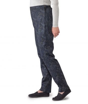 Women's Self Dressing Side Zip Pant