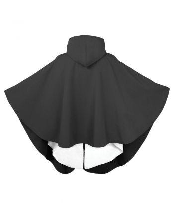 Warm Wheelchair Cape for Women & Men with Hood
