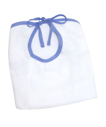 Unisex Womens / Mens Terry Cloth Adult Bib