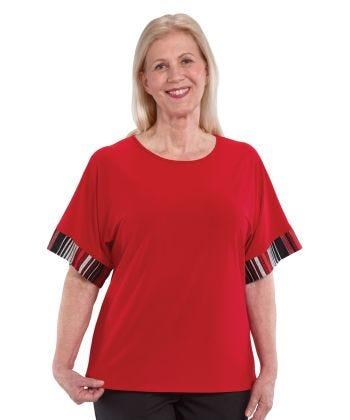 Easy Wear Komono Style in Red