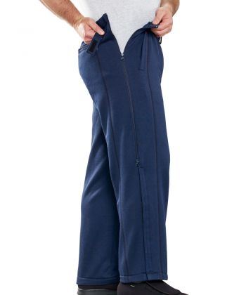 Quality Mens Side Zip Pants - Clearance