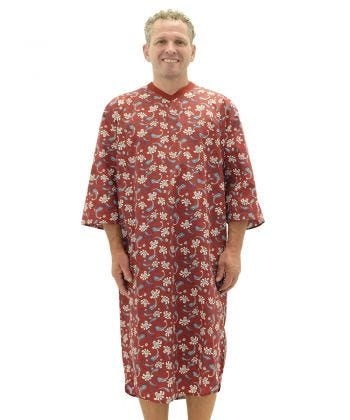 Poly-Cotton Hospital Gowns for Men - Clearance