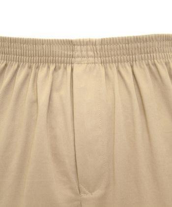 Men's Open Back Cotton Trouser Pant