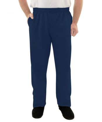 Regular Pull On Fleece Pant for Men