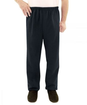 Men's Assisted Dressing Fleece Pant - Clearance