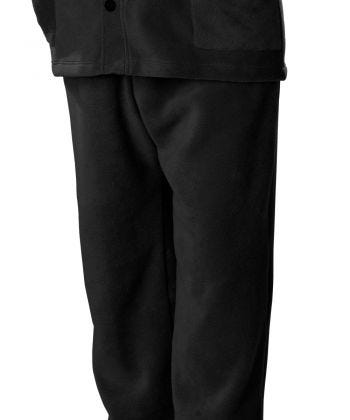 Open Side Pant Easy Touch in Black