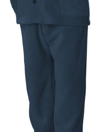 Mens Easy Access Clothing Polar Fleece Pants - Best Arthritis Pants