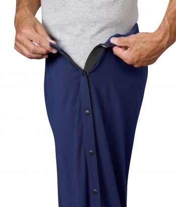 Unisex Tearaway Post-Surgery Recovery Pant