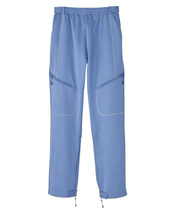 Men's Zipper Post Surgery Adaptive Recovery Pant
