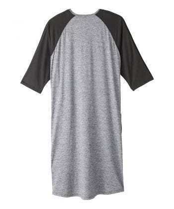 Men's Post Surgery Adaptive Recovery Nightgown