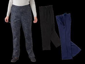 Women's Easy Access Comfort Self Dressing Pants Set of 3