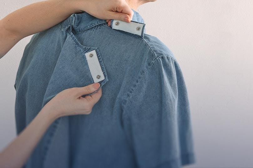 Assisted Dressing
